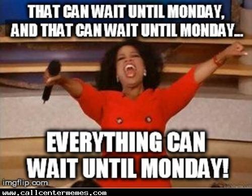 Friday blog post Friday meme